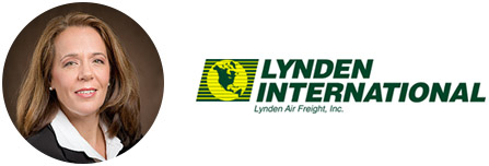 Laura Sanders, Vice President Operations, Lynden International